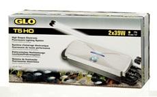 39W GLO T5HO Elec Lighting System Double