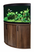 Fluval Venezia 190 LED Walnut Aquarium Kit