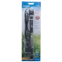 "Marina Submersible Pre-Set Aquarium Heater, 150W, 27 cm (10.6"")"