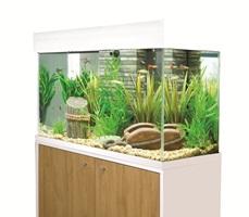 Accent Aquarium - White 95L