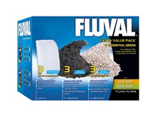 Fluval Extra Value Media Pack for 105/205, 106/206