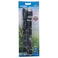 "Marina Submersible Pre-Set Aquarium Heater, 100W, 22 cm (8.5"")"