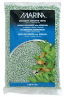 Marina Lime Decorative Aquarium Gravel, 2kg (4.4 lb)