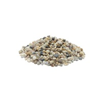 Marina Decorative Natural Gravel - Natural  Grey Creek, 2 kg
