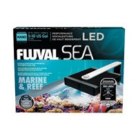Fluval Sea Nano Marine & Reef Performance LED Lamp, 14W, 14 cm x 15.5 cm (5.5 in x 6 in)
