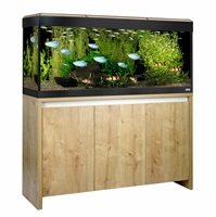 Fluval Roma 240 LED Aquarium Oak