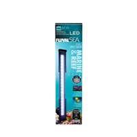 Fluval Sea Marine & Reef Full Spectrum Performance LED Strip Light, 25W, 61 cm - 85 cm (24 in - 34 in)
