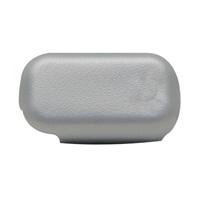 Dogit & Catit Small and Medium Voyageurs (50885 to 50896, 76605 to 76618), Replacement Front Clip, Silver, Small/Medium