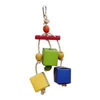 Living World Festive Favors, Rope - Wood, Paper Box Toy - 30 cm