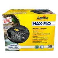 Laguna Max-Flo 7600 Waterfall & Filter Pump, for ponds up to 15000 L