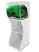 Fluval Flex 57L Aquarium Stand (White)