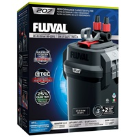 Fluval 207 Performance Canister Filter, up to 220L