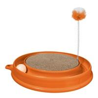 Catit Play 'n Scratch - Orange