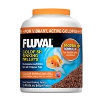Fluval Goldfish Small Sinking Pellets, 90 g