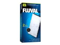 "FLUVAL ""U2"" Poly/Carbon Cartridge, 2 Pack"