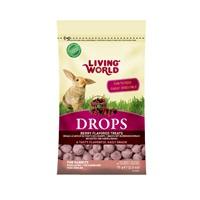 Living World Rabbit Drops - Fieldberry Flavour - 75 g (2.6 oz)