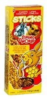 Living World Rabbit Sticks Honey Flavour 112 g (4 oz) - 2/Pack