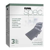Fluval® Spec Replacement Carbon - 3 Pack