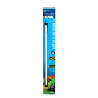 Fluval Aqualife & Plant Full Spectrum Performance LED Strip Light, 46W, 119 cm - 147 cm (48 in - 57 in)