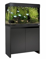 Fluval Roma 125 LED Aquarium Black