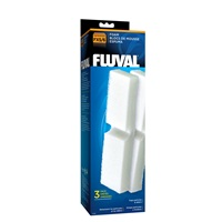 Fluval FX5 Filter Foam, 3 Pack