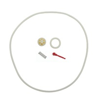 Dogit Small Dog  Drinking Fountain (73600), Replacement Gasket/Valve Assembly Kit