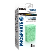 Fluval Phosphate Remover - 4 x Duo Packs