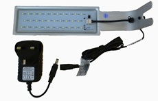 Fluval LED Lamp and Power Supply for SPEC Aquarium