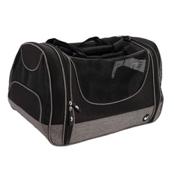 Dogit Explorer Soft Tote Carry Bag - Grey