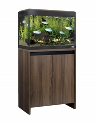Fluval Roma LED 90 aquarium Walnut