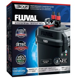 Fluval 307 Performance Canister Filter, up to 330L