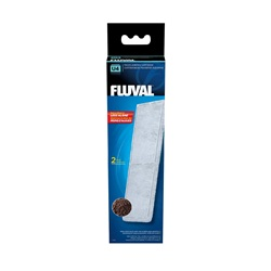 Fluval U4 Filter Media - Poly/Clearmax Cartridge, 2-pack