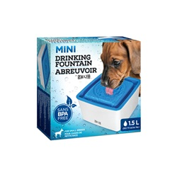 Zeus Mini Drinking Fountain for Dogs - 1.5 L (50.7 fl oz)