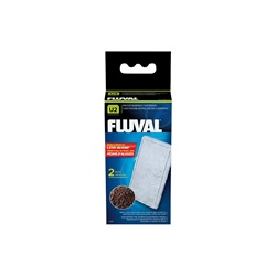 Fluval U2 Filter Media - Poly/Clearmax Cartridge, 2-pack