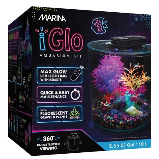 Marina iGlow Aquarium