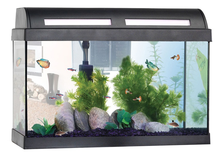 15153 - Marina Style 35 Tropical Aquarium Set